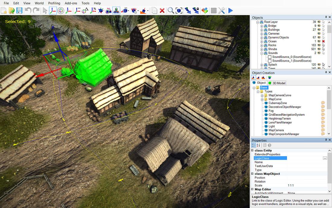 Бесплатные игровые движки для разработки 2d/3d игр. | скачать.