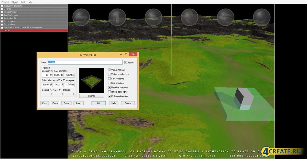 3D Rad – 7.2.2 (Скриншот 1)