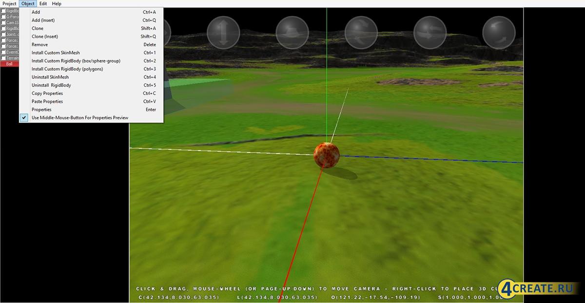 3D Rad – 7.2.2 (Скриншот 2)