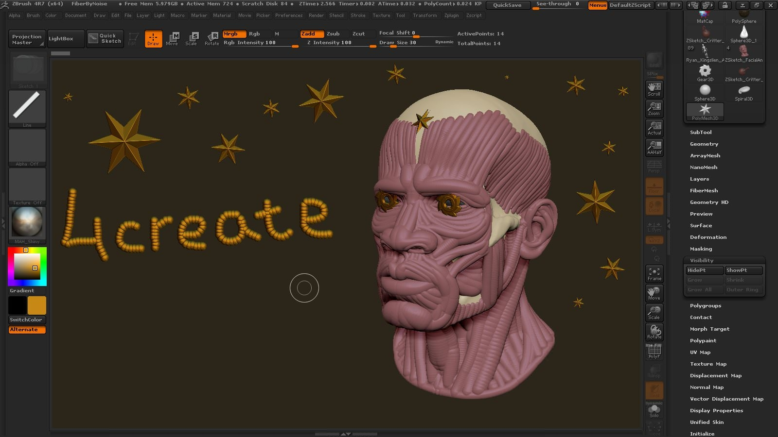Kunena :: Topic: zbrush 4r4 crack download (1/1)