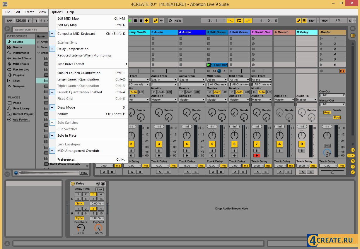 Ableton - Live Suite 9.7 (Скриншот 3)
