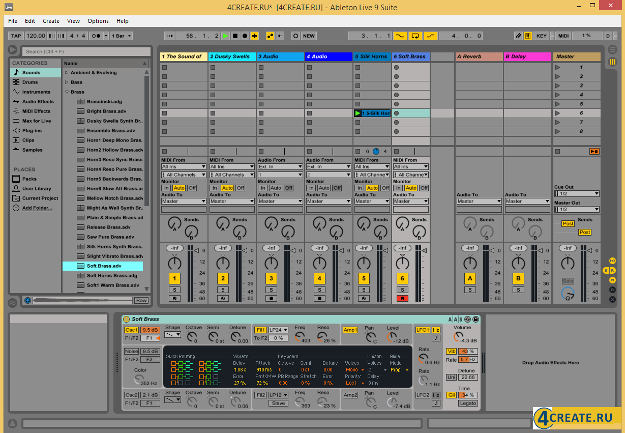 Ableton - Live Suite 9.7 (Скриншот 2)