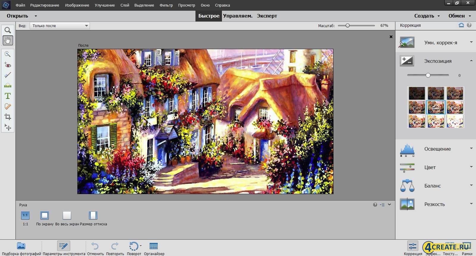 Photoshop Elements 15 (Скриншот 2)