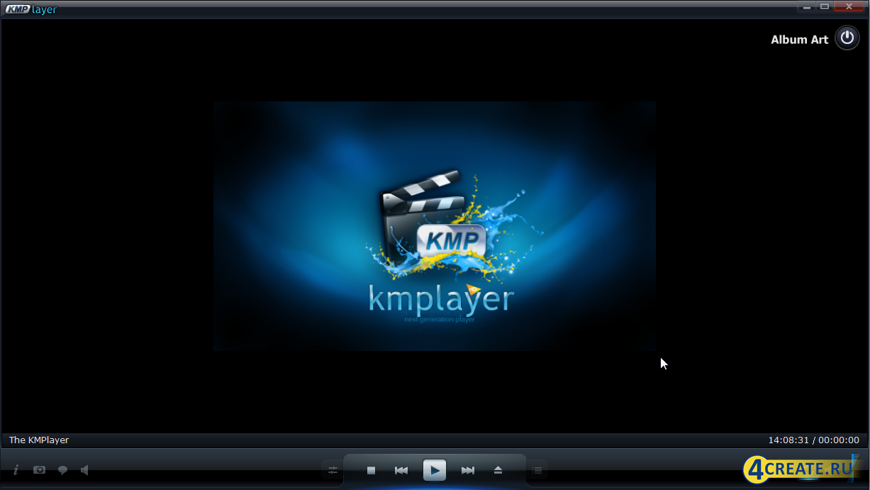 KMPlayer 4.2.2.1 (Скриншот 1)