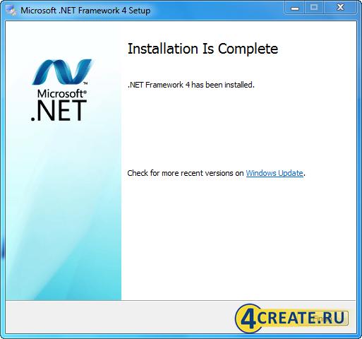 Microsoft .NET Framework 4.7.1 (Скриншот 3)