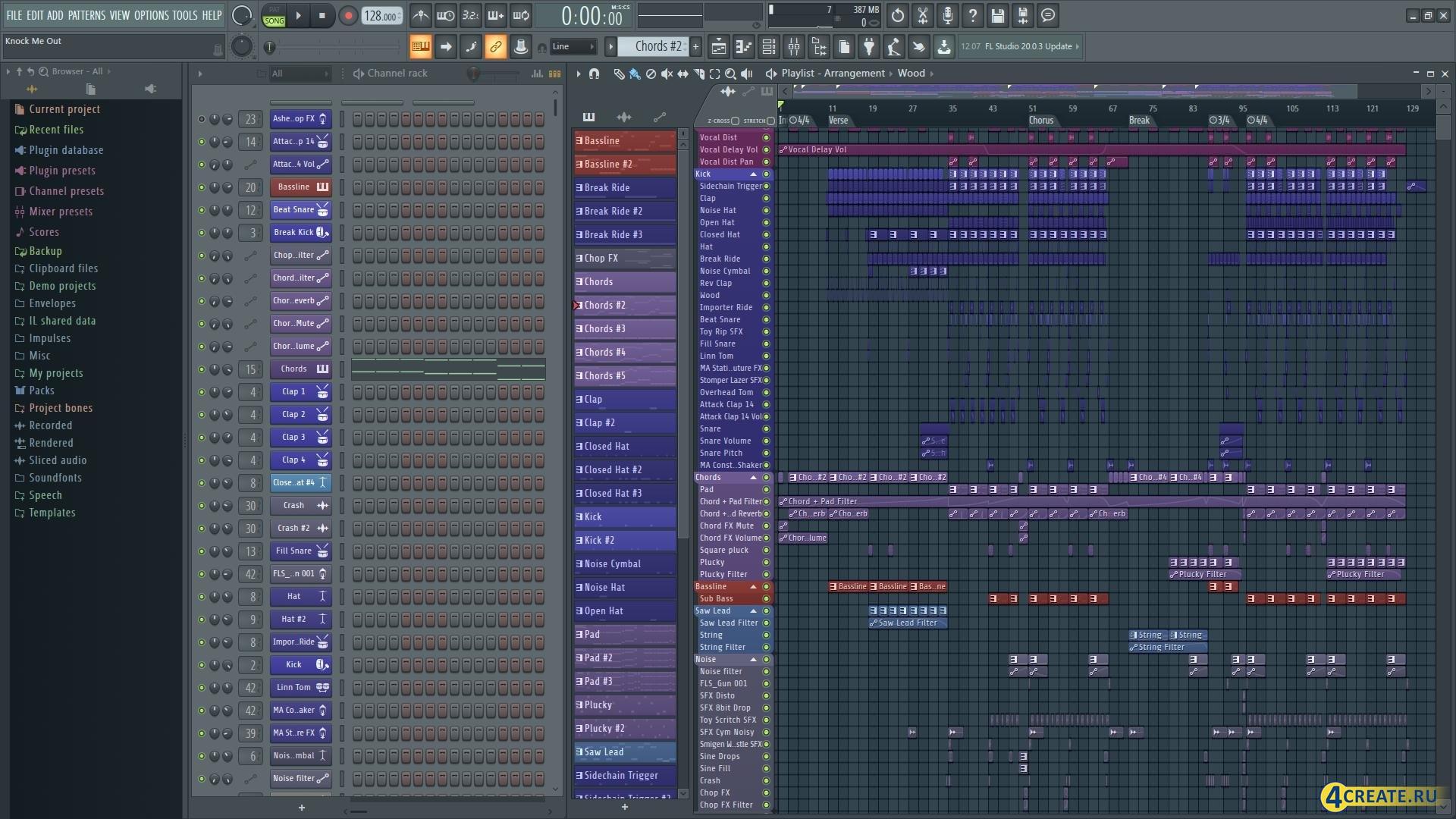 FL Studio 20.1.1.795 (Скриншот 2)