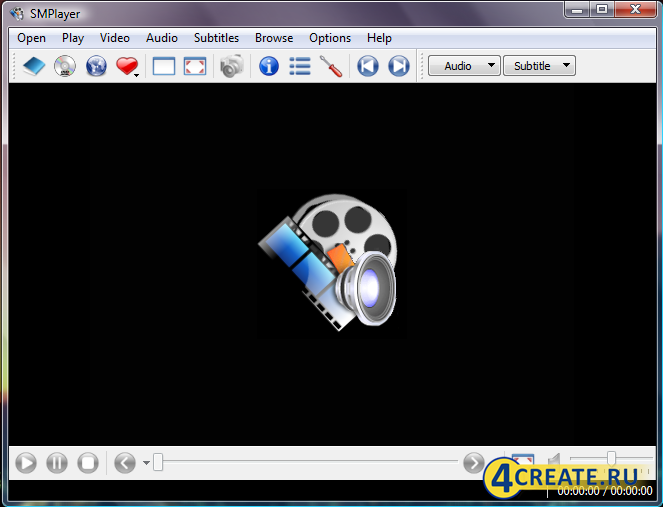 SMPlayer 21.1.0 (Скриншот 2)