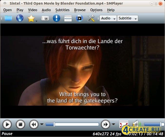 SMPlayer 21.1.0 (Скриншот 4)